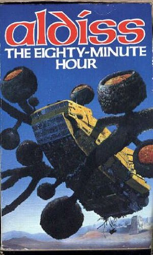 9780586062371: EIGHTY-MINUTE HOUR: A SPACE OPERA (PANTHER BOOKS)