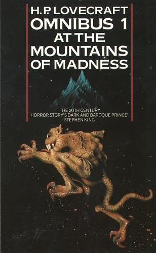 9780586063224: At the Mountains of Madness and Other Novels of Terror (H. P. Lovecraft Omnibus, Book 1): At the Mountains of Madness and Other Novels of Terror No. 1