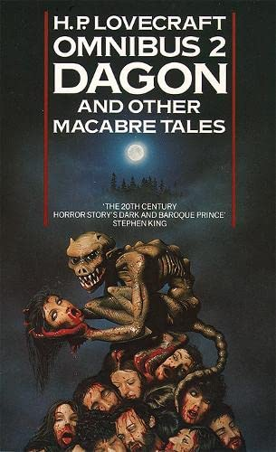 9780586063248: Dagon and Other Macabre Tales (H. P. Lovecraft Omnibus, Book 2)