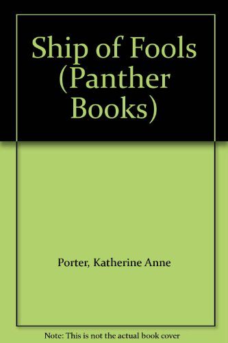 9780586063309: Ship of Fools (Panther Books)