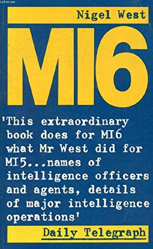 9780586063323: MI6: British Secret Intelligence Service Operations, 1909-45 (Panther Books)