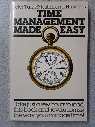 9780586063972: Time Management Made Easy (Panther Books)