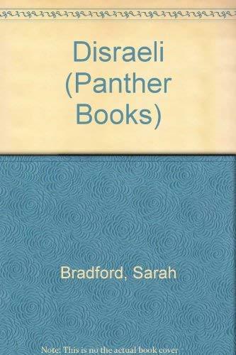 9780586064054: Disraeli (Panther Books)