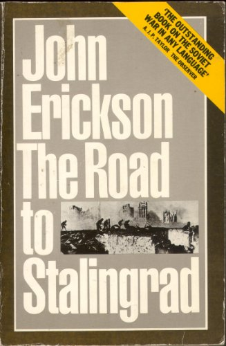 9780586064085: Road to Stalingrad