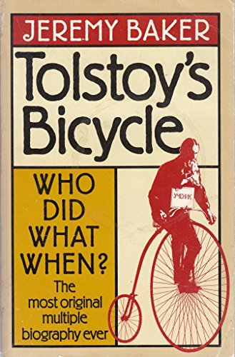 9780586064108: Tolstoy's Bicycle (Panther Books)
