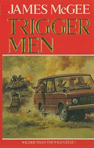 9780586064399 Trigger Men Panther Books Abebooks James Mcgee