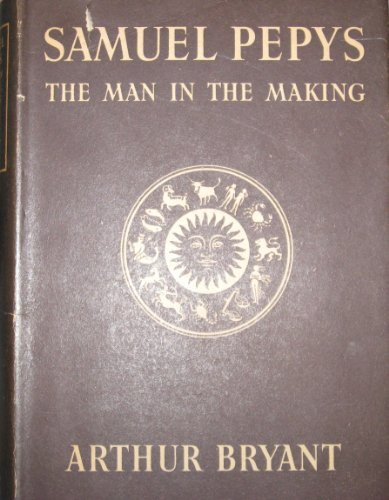 9780586064702: Samuel Pepys: The Man in the Making v. 1 (Panther Books)