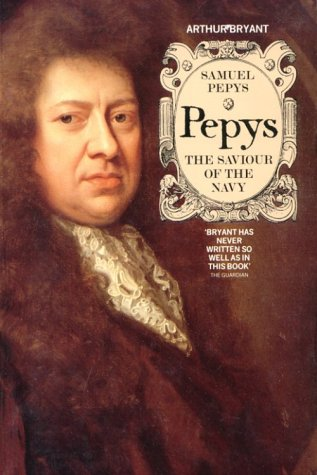 9780586064726: Samuel Pepys: The Saviour of the Navy (v. 3)