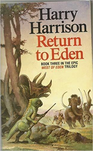 9780586064818: Return to Eden (West of Eden Trilogy)