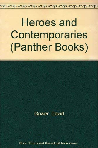 9780586065280: Heroes and Contemporaries (Panther Books)