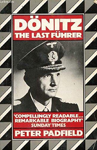 9780586065396: Donitz: The Last Fuhrer