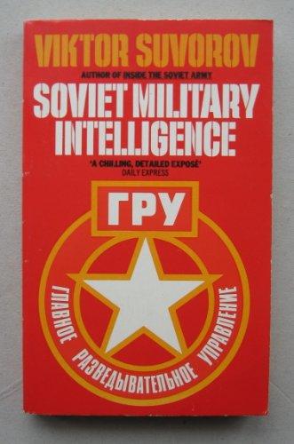 9780586065969: Soviet Military Intelligence
