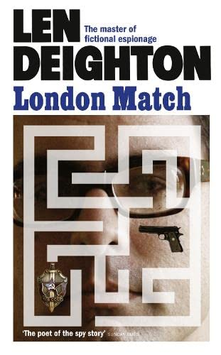 9780586066355: London Match (Samson)