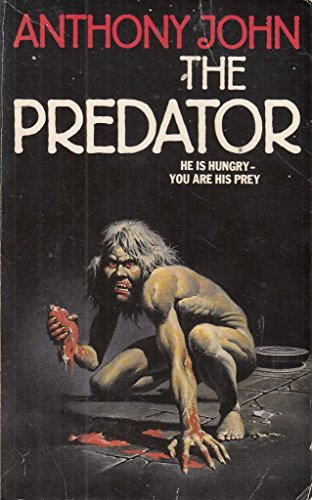 Predator (0586066462) by Anthony John