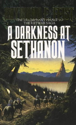 9780586066881: A Darkness at Sethanon (The Riftwar saga)