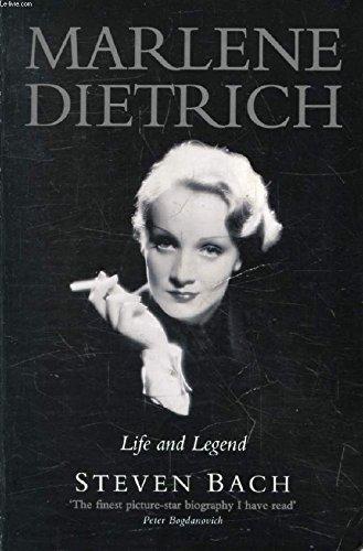 9780586066928: Marlene Dietrich