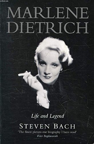 9780586066928: Marlene Dietrich: Life and Legend