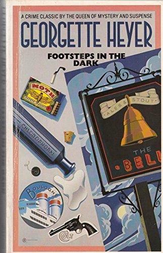 9780586067031: Footsteps in the Dark