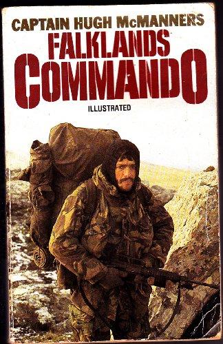9780586067574: Falklands Commando