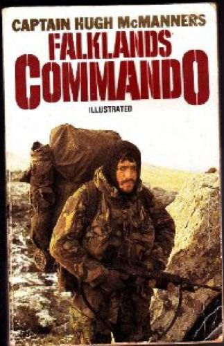 9780586067574: Falklands Commando