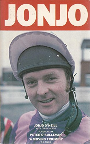 9780586068519: Jonjo: Autobiography of Jonjo O'Neill