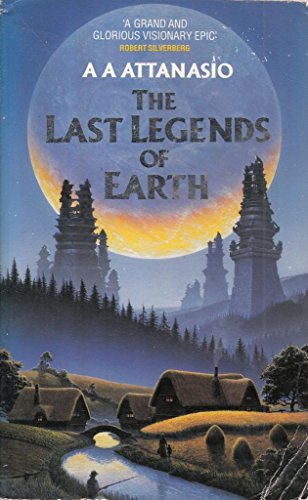9780586069141: The Last Legends of Earth