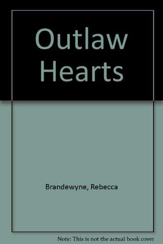 9780586071076: Outlaw Hearts