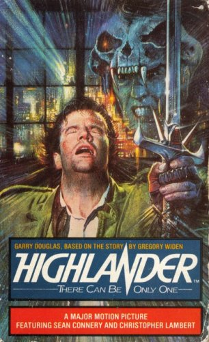 9780586071366: Highlander: The Original Novel of the Classic Motion Picture
