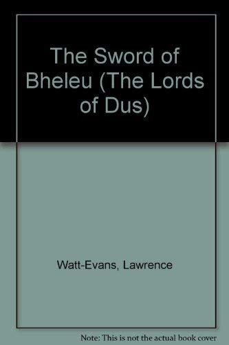 9780586071519: The Sword Of Bheleu