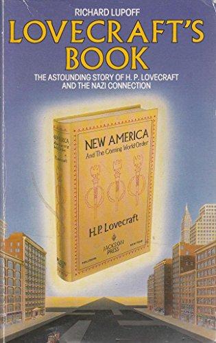 9780586072097: Lovecrafts Book