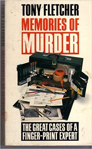 9780586072103: Memories of Murder: The Great Cases of a Fingerprint Expert