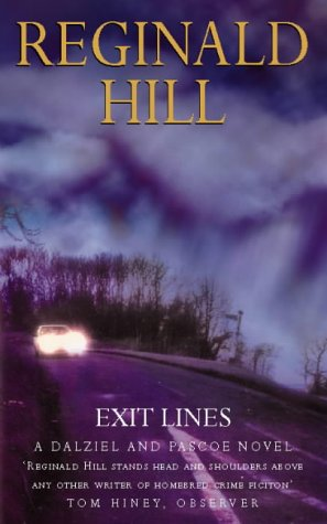 9780586072530: Exit Lines (Dalziel and Pascoe)