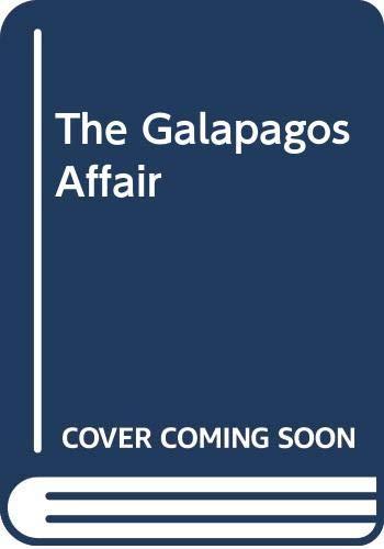9780586073582: The Galapagos Affair