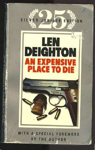 9780586073971: Expensive Place to Die (Silver Jubilee edition)