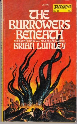 9780586074275: The Burrowers Beneath