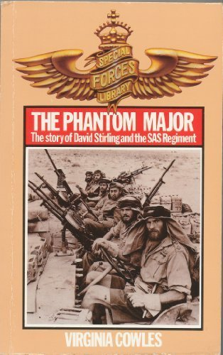9780586074503: The Phantom Major (Special forces library)