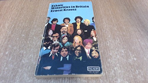 9780586081082: Ethnic Minorities in Britain