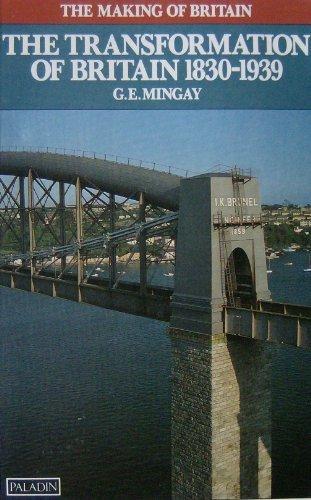 9780586084052: The Transformation of Britain, 1830-1939 (Paladin Books)