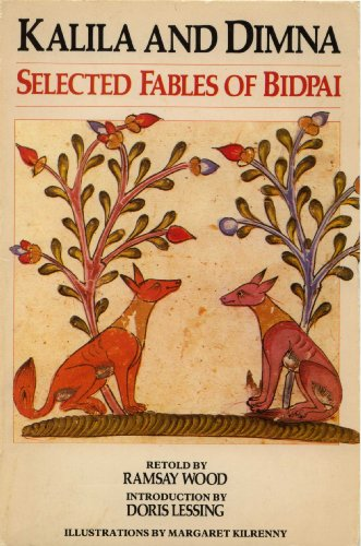Kalila and Dimna: Selected Fables of Bidpai: Wood, Ramsay