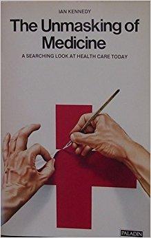 9780586084335: Unmasking Of Medicine The (Paladin Books)