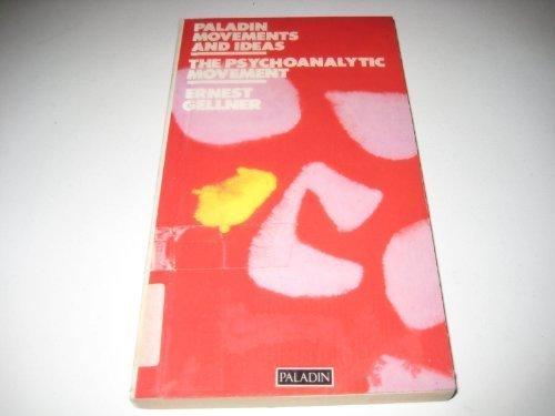 9780586084366: The Psychoanalytic Movement (Paladin Movements and Ideas Series)