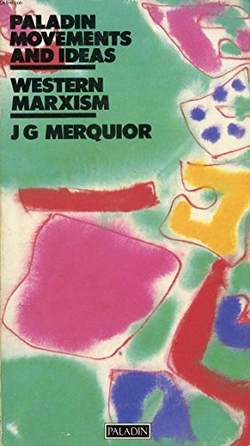 9780586084540: Western Marxism (Paladin Movements and Ideas Series)
