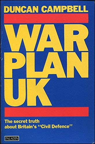 9780586084793: War Plan U.K. (Paladin Books)