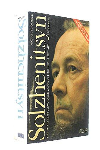 9780586085387: Solzhenitsyn (Paladin Books)