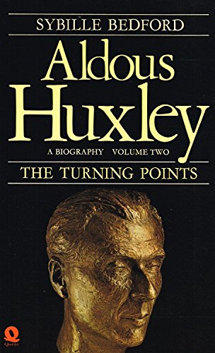 9780586085486: Aldous Huxley: The Turning Points, 1939-63 v. 2 (Paladin Books)