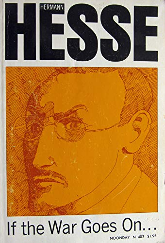 If the War Goes on: Hesse, Hermann