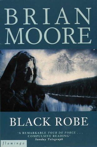 9780586086155: Black Robe (Paladin Books)