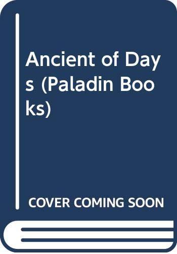 9780586086186: ANCIENT OF DAYS (PALADIN BOOKS)