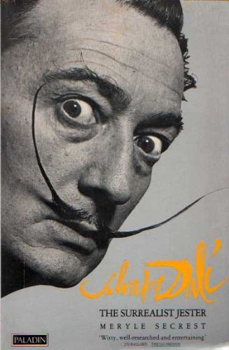 9780586087008: Salvador Dali: The Surrealist Jester (Paladin Books)