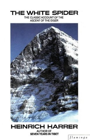 The White Spider: Story of the North Face of the Eiger (Paladin Books): Harrer, Heinrich